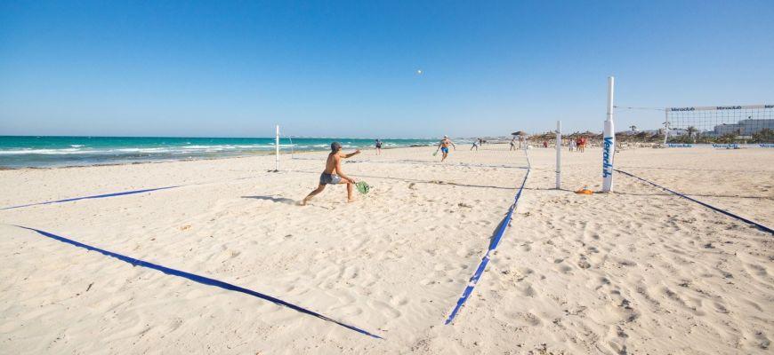 Tunisia, Djerba - Veraclub Iliade 7