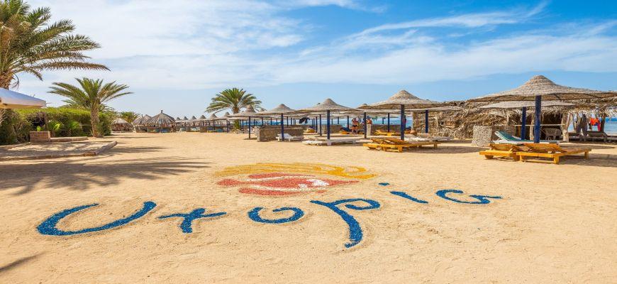 Egitto Mar Rosso, Marsa Alam - Veraclub Utopia Beach 20