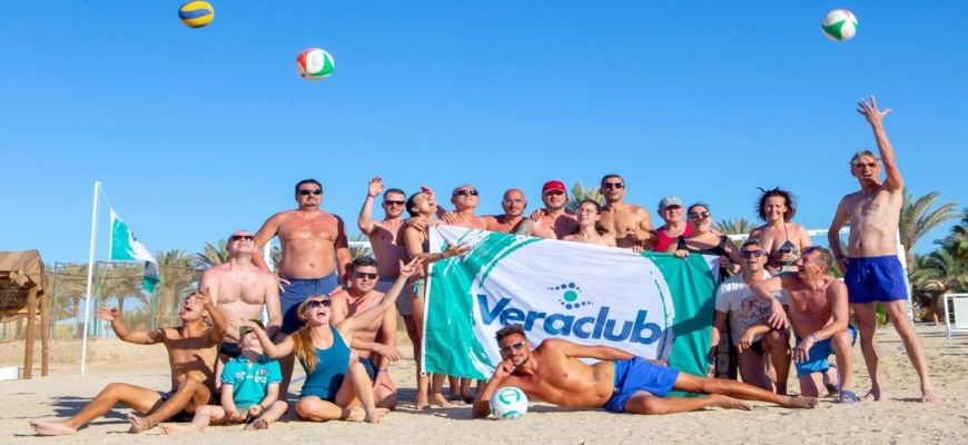 Egitto Mar Rosso, Marsa Alam - Veraclub Utopia Beach 6