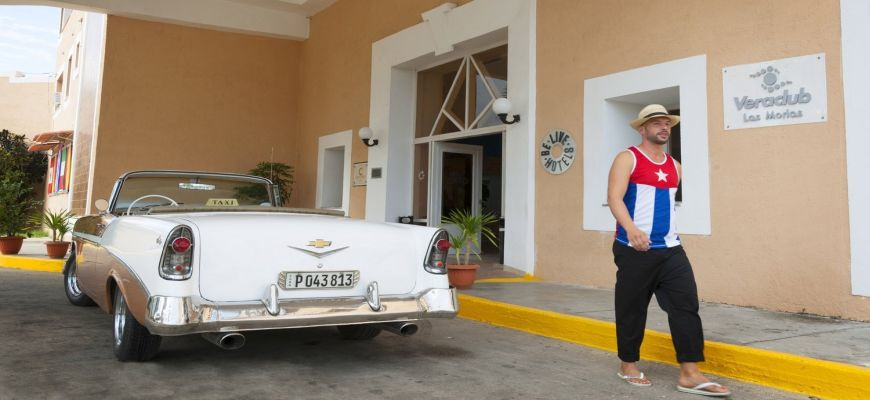 Cuba, Varadero - Veraclub Las Morlas 19