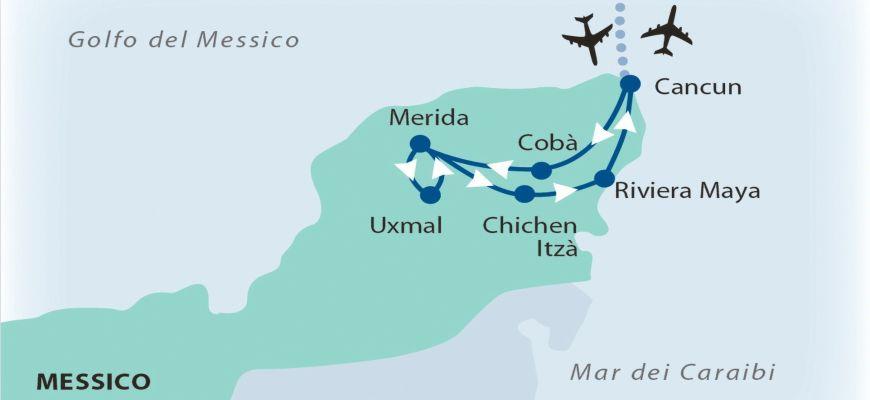 Messico, Riviera Maya - Tour Yucatan + Veraclub Royal Tulum 5