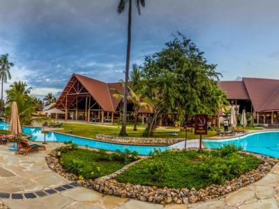 Kenya, Mombasa - Amani Tiwi Beach Resort