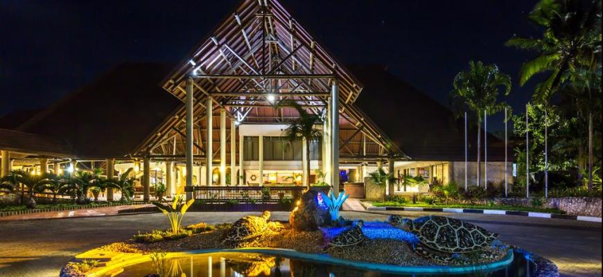 Kenya, Mombasa - Amani Tiwi Beach Resort 2