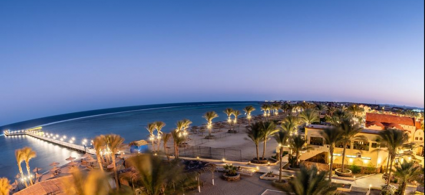 Egitto Mar Rosso, Marsa Alam - Bliss Marina Beach Resort 1