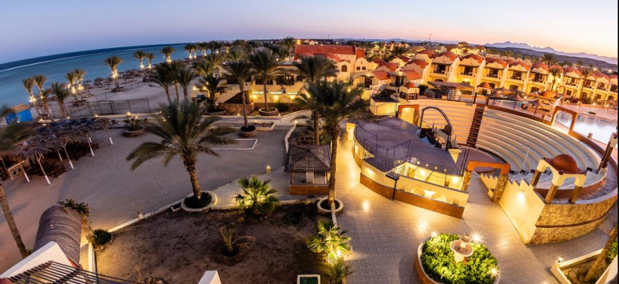 Egitto Mar Rosso, Marsa Alam - Bliss Marina Beach Resort 2
