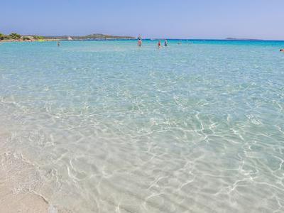 Italia, Sardegna - Colonna Du Golf