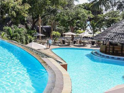 Kenya, Diani - Seaclub Kole Kole