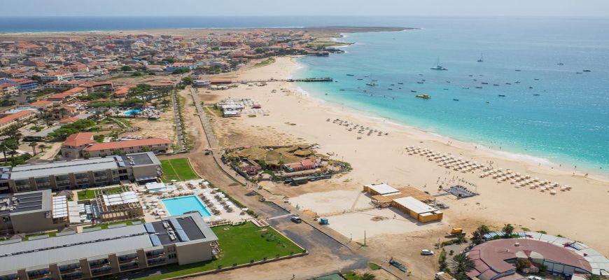 Capo Verde, Sal - Veraresort Oasis Salinas Sea 34
