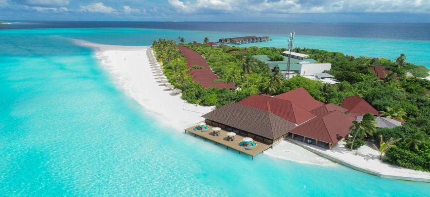 Maldive, Male - Veraresort Dhigufaru 21