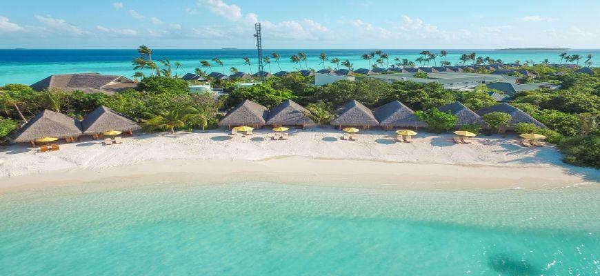 Maldive, Male - Veraresort Dhigufaru 22