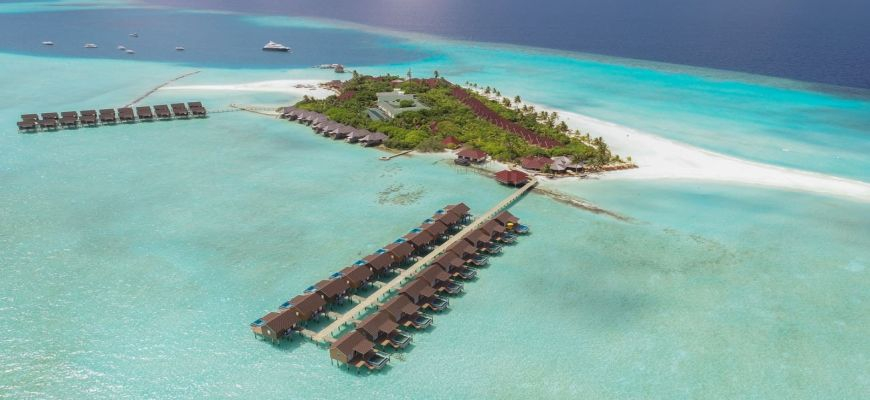 Maldive, Male - Veraresort Dhigufaru 23