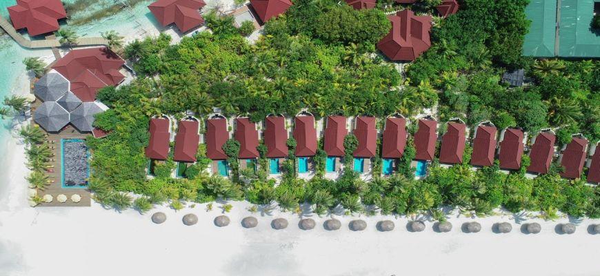 Maldive, Male - Veraresort Dhigufaru 24