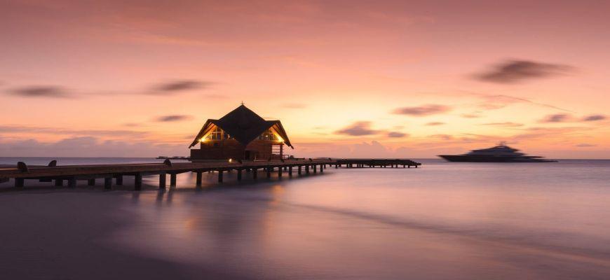 Maldive, Male - Veraresort Dhigufaru 14