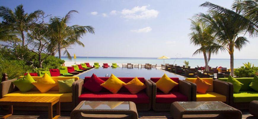 Maldive, Male - Veraresort Dhigufaru 15