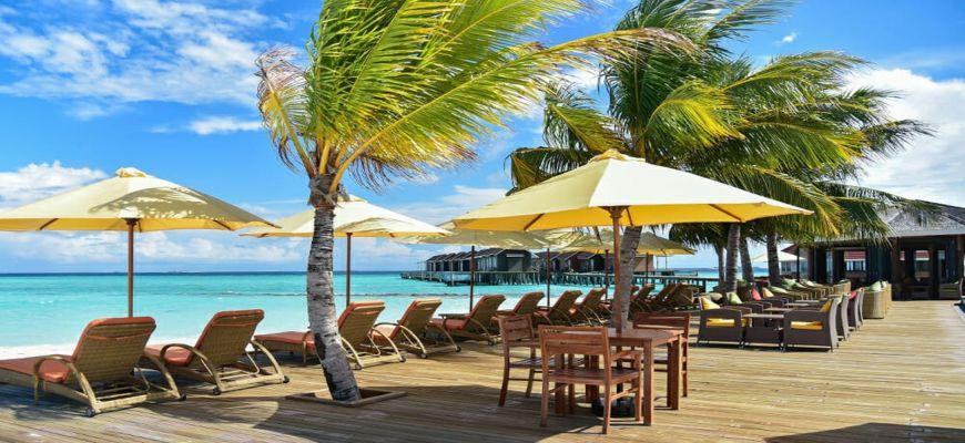 Maldive, Male - Veraresort Dhigufaru 16