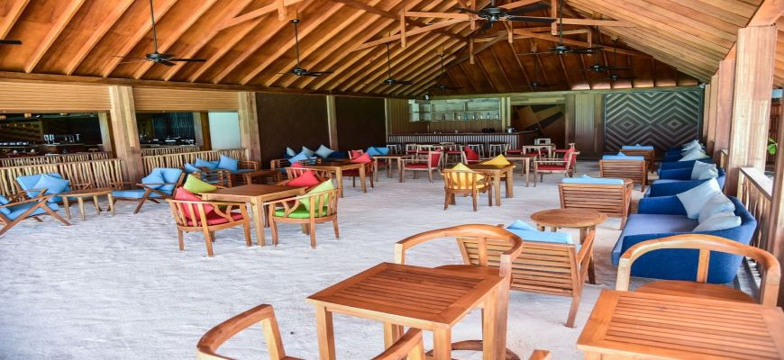 Maldive, Male - Veraresort Dhigufaru 19