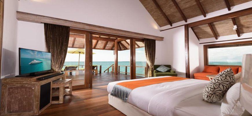 Maldive, Male - Veraresort Dhigufaru 7