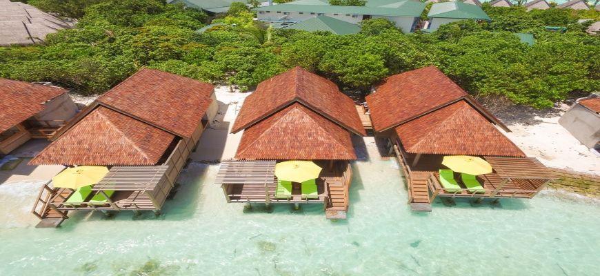 Maldive, Male - Veraresort Dhigufaru 8