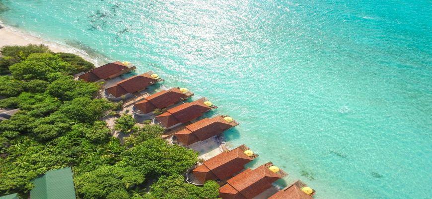 Maldive, Male - Veraresort Dhigufaru 9