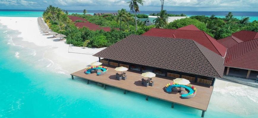 Maldive, Male - Veraresort Dhigufaru 2