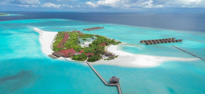 Maldive, Male - Veraresort Dhigufaru 6