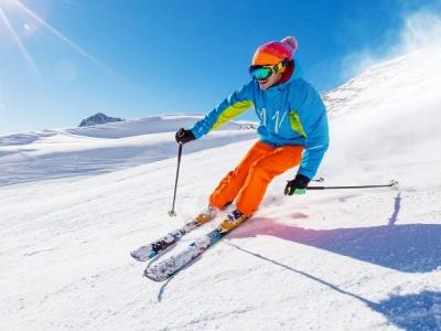 Party con noi, Val d'Aosta - Sulla neve con noi a Courmayeur