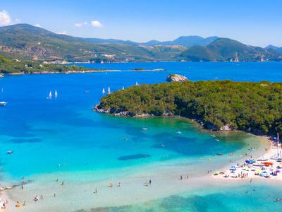 Grecia, Corfu - Alpiblu Caicco Eros