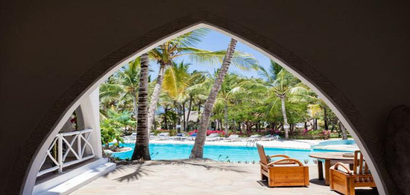 Kenya, Watamu - Sun Palm Beach Resort 1