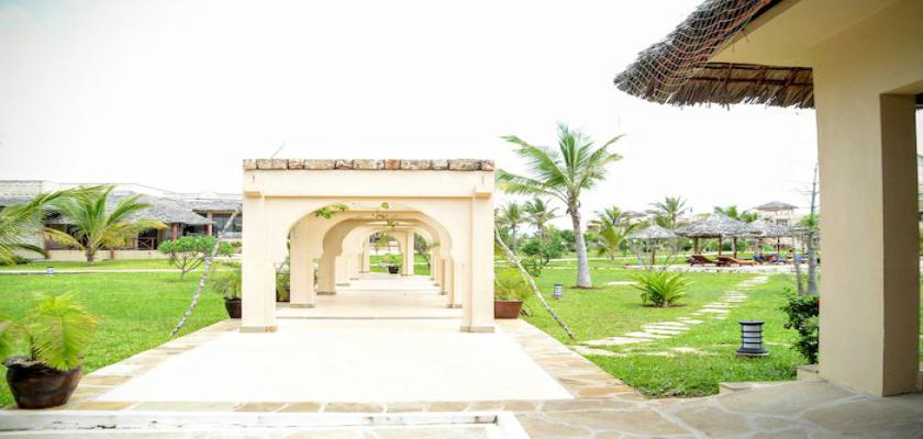 Kenya, Watamu - Seaclub 7 Islands Resort 1