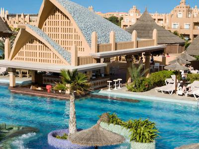 Capo Verde, Sal - Sea Hotel & Resort Riu Funana