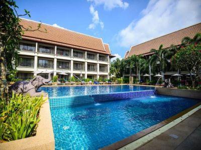 Thailandia, Phuket - Deevana Patong Resort