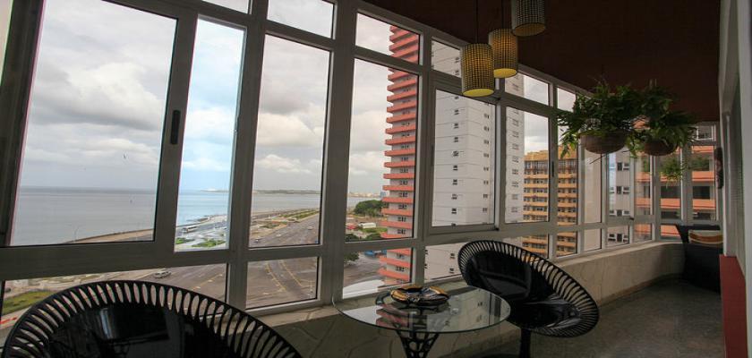 Cuba, Havana - Case Particular Avana 2