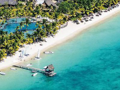 Mauritius, Mauritius - Beachcomber Trou Aux Biches Resort