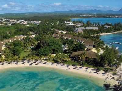 Mauritius, Mauritius - Canonnier Beachcomber
