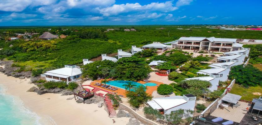 Zanzibar, Zanzibar - Warere Beach Hotel 0