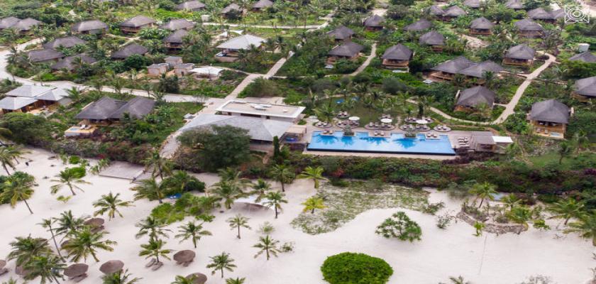 Zanzibar, Zanzibar - Zuri Resort 1