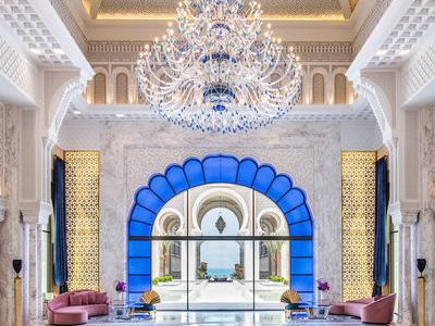 Emirati Arabi, Abu Dhabi - Rixos Saadiyat Island