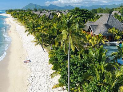 Mauritius, Mauritius - Beachcomber Dinarobin Golf Resort & Spa