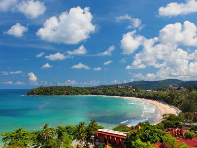 Thailandia, Phuket - Kata Palm Beach Resort