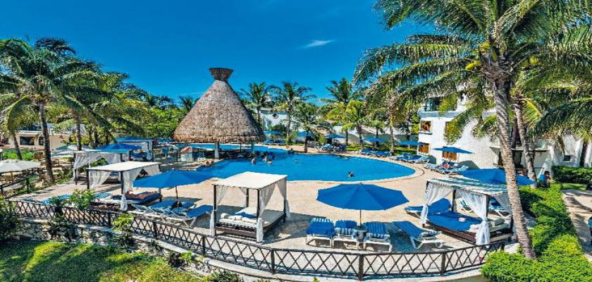 Messico, Riviera Maya - The Reef Playacar Resort & Spa 0