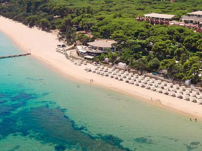 Italia, Sardegna - Forte Village hotel Bouganville