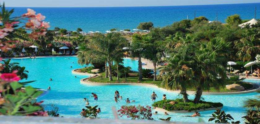 Italia, Sicilia - Acacia Resort 1