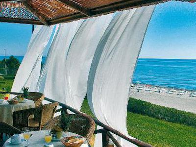 Italia, Calabria - Seaclub Calalandrusa Beach