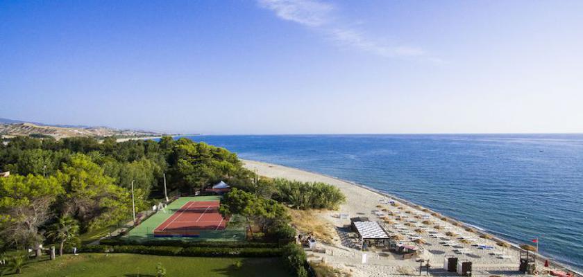 Italia, Calabria - Seaclub Calalandrusa Beach 1