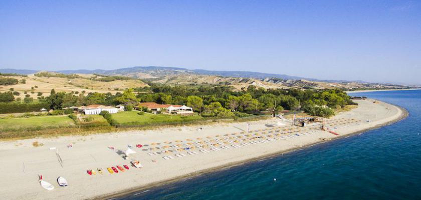 Italia, Calabria - Seaclub Calalandrusa Beach 2