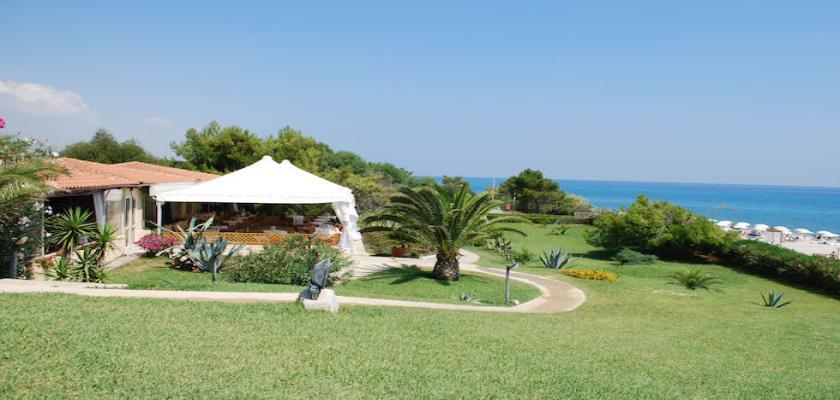 Italia, Calabria - Seaclub Calalandrusa Beach 5