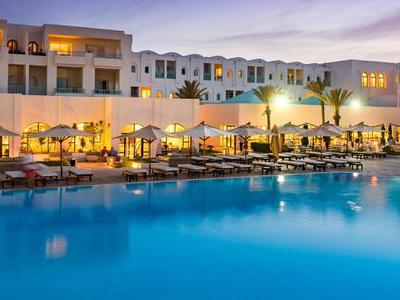Tunisia, Djerba - Ulysse Djerba Thalasso & Spa