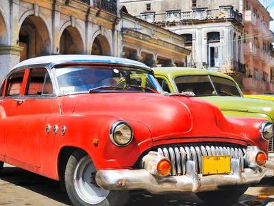 Cuba, Havana - Case Private All'avana Vieja