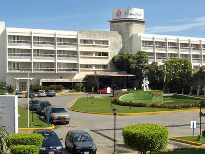 Cuba, Havana - Hotel Comodoro
