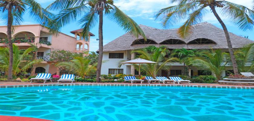 Kenya, Watamu - Aquarius Club International 1